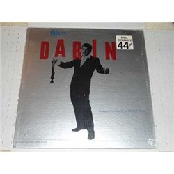 Bobby Darin - This Is Darin Vinyl LP Record For Sale