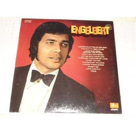 Engelbert Humperdinck - Englebert Vinyl LP For Sale