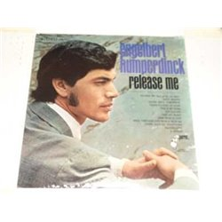 Engelbert Humperdinck - Release Me Vinyl LP For Sale SEALED