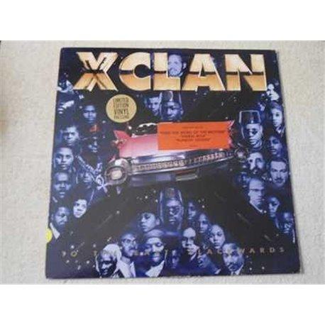 X Clan - To The East, Blackwards LP Vinyl Record