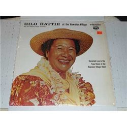 Hilo Hattie - At The Hawaiian Village Vinyl LP For Sale