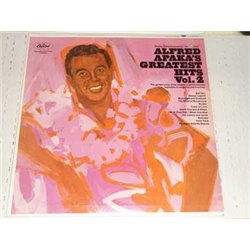 Alfred Apaka - Greatest Hits Vol 2 Vinyl LP For Sale