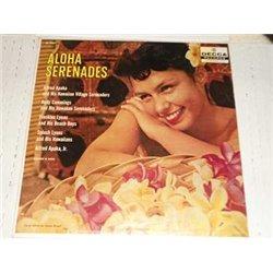 Aloha Serenades - Alfred Apaka - Andy Cummings Vinyl Lp For Sale