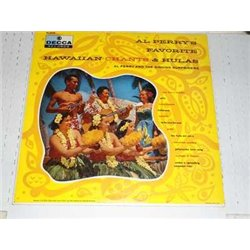 Al Perry - Favorite Hawaiian Chants and Hulas Vinyl LP For Sale