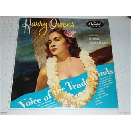 Harry Owens - Voice Of The Trade Winds Vinyl LP For Sale