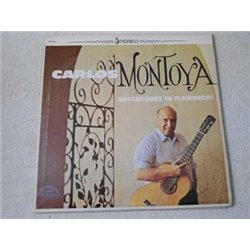 Carlos Montoya - Adventures In Flamenco! LP Vinyl Record For Sale