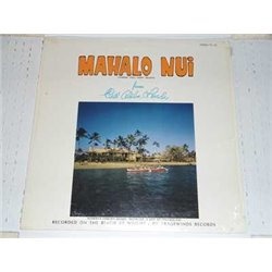 Bill Aliiloa Lincoln - Mahalo Nui Vinyl LP For Sale