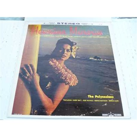 The Polynesians - Hawaiian Memories Vinyl LP For Sale