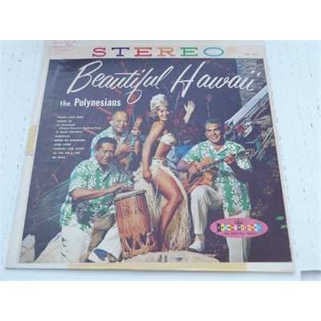 The Polynesians - Beautiful Hawaii Vinyl LP For Sale