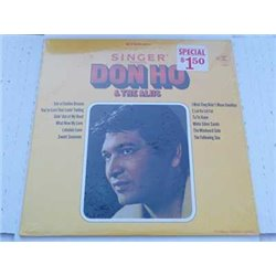 Don Ho - Singer Presents Don Ho Vinyl LP For Sale