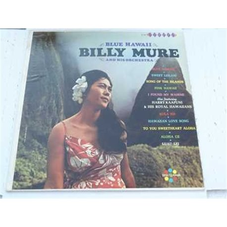 Billy Mure - Blue Hawaii Vinyl LP For Sale