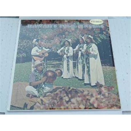 Hawaii's Folk Singers - Noelani Mahoe Vinyl LP For Sale