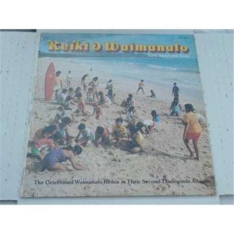 Keiki O Waimanalo - Surf Sand And Song Vinyl LP For Sale