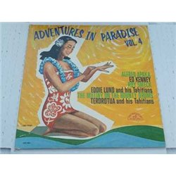 Adventures In Paradise - Vol 4 Vinyl LP For Sale