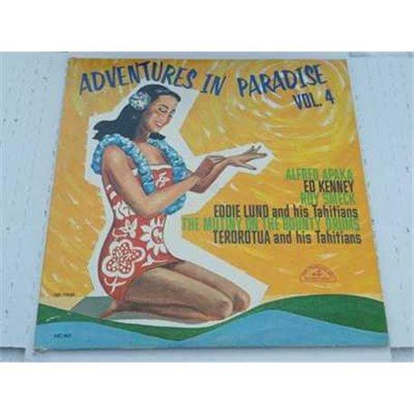 Adventures In Paradise - Vol 4 Vinyl LP For Sale