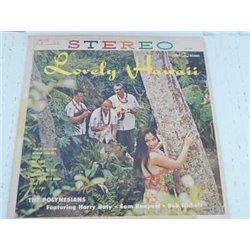 The Polynesians - Lovely Hawaii Vinyl LP For Sale - RARE !