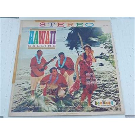 The Polynesians, Hawaii Calling Vinyl LP For Sale