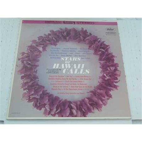 Stars Of Hawaii Calls - Rare Webley Edwards Vinyl LP For Sale