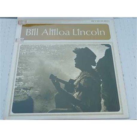 Bill Aliiloa Lincoln - RARE Self Titled Vinyl LP For Sale