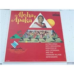 Alfred Apaka - Aloha Apaka Vinyl LP For sale
