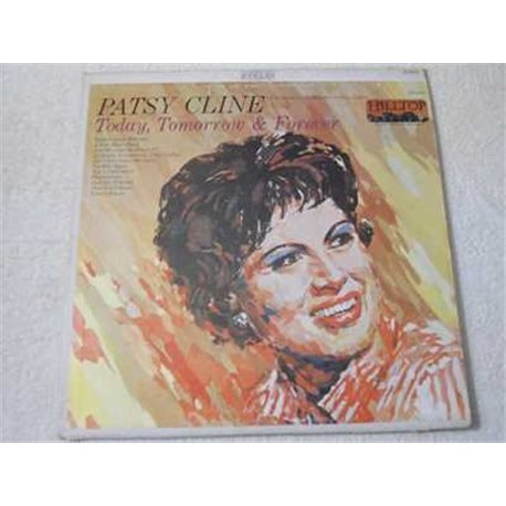 Patsy Cline - Today, Tomorrow And Forever LP