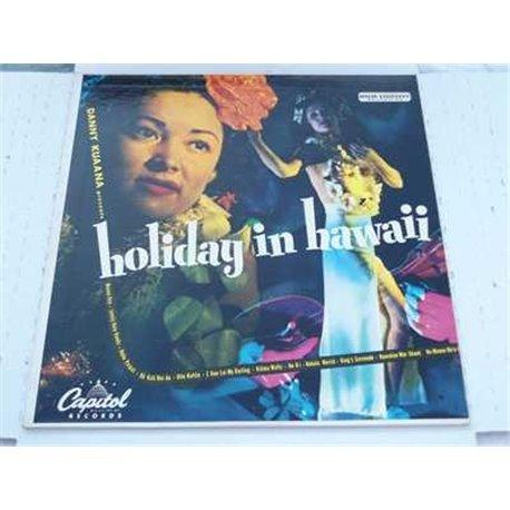 Danny Kuaana - Holiday In Hawaii Vinyl LP For Sale