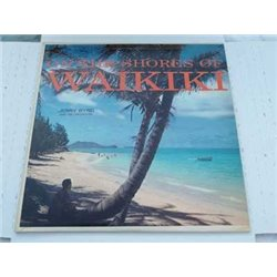 Jerry Byrd - On The Shores Of Waikiki Vinyl LP For Sale