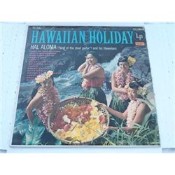 Hal Aloma - Hawaiian Holiday Vinyl LP For Sale
