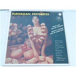 Hawaiian Favorites - Akoni Lani and Danny Stewart LP For Sale