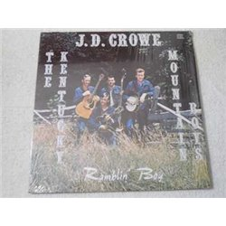 J.D. Crowe - Ramblin' Boy LP Vinyl Record For Sale