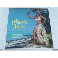 Harry Owens - Polynesian Holiday Vinyl LP For Sale