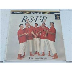 The Invitations - RSVP Vinyl LP Record For Sale