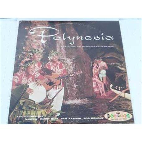 The Polynesians - Polynesia Vinyl LP Record For Sale