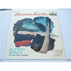 Alfred Apaka, Hawaiian Favorites Vinyl LP For Sale