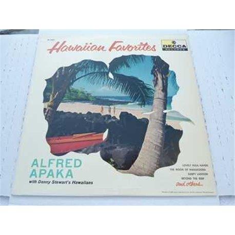 Alfred Apaka, Hawaiian Favorites Vinyl LP For Sale