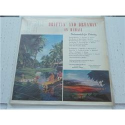 Benjamin Rogers - Driftin And Dreamin in Hawaii Vinyl LP Sale