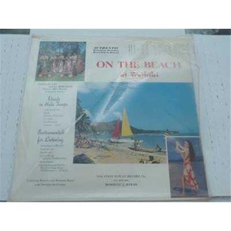 Genoa Keawe - On The Beach At Waikiki Vinyl LP For Sale