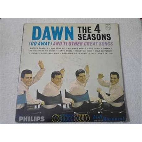 The 4 Seasons - Dawn LP Vinyl Record