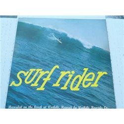 Pua Almeida - Surf Rider RED Vinyl LP For Sale