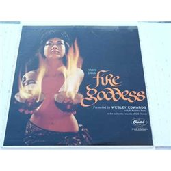 Hawaii Calls - Fire Goddess Vinyl LP For Sale - Al Perry