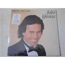 Julio Iglesias - 1100 Bel Air Place LP Vinyl Record For Sale