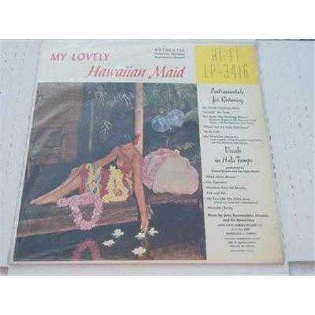 My Lovely Hawaiian Maid - Almeida Keawe RARE LP-3416 LP For Sale