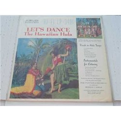 Genoa Keawe - Dance The Hawaiian Hula Vinyl LP For Sale