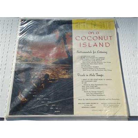 John Kameaaloha Almeida - On A Coconut Island Vinyl LP For Sale