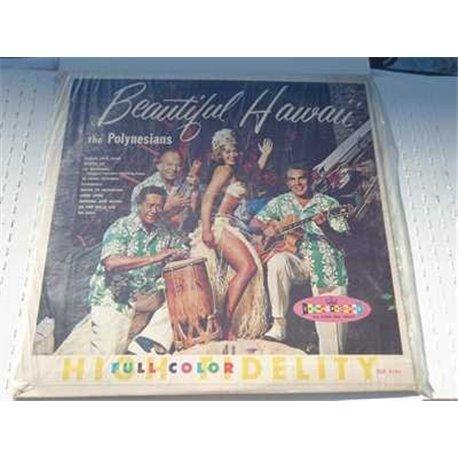 The Polynesians - Beautiful Hawaii Vinyl LP For Sale