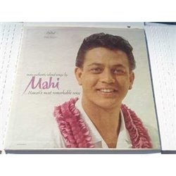 Mahi Beamer - More Authentic Island Songs by Mahi LP For Sale