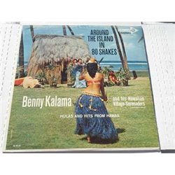 Benny Kalama - Around The Island In 80 Shakes Vinyl LP For Sale
