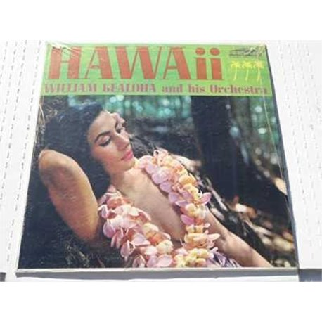 William Kealoha - Hawaii Vinyl LP Record For Sale