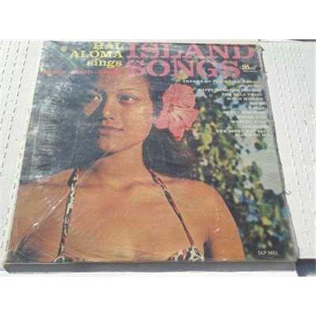 Hal Aloma - Sings Island Songs Vinyl LP For Sale