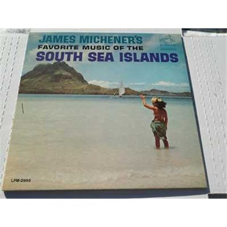 James Michener's Favorite Music Of The South Sea Islands LP For Sale